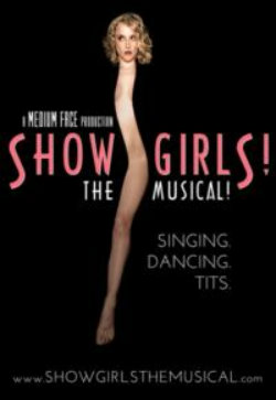 showgirls the musical