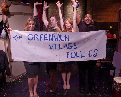 The Greenwich Village Follies
