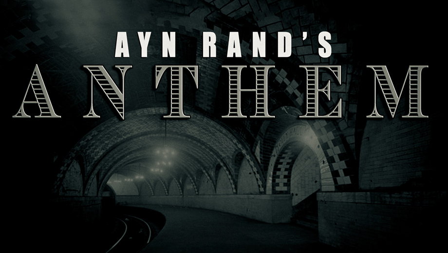 anthem by ayn rand Anthem is one of ayn rand's earlier works, and presages the fears of collectivism that characterize objectivism and her later work, such as the fountainhead and atlas shrugged the novel is set in the future and has a universal, timeless feel in its characterization of an ideal character's struggle.