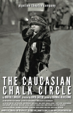 caucasian chalk circle script