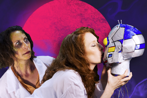 The Mad Scientist's Guide to Romance, Robots, and Soul-Crushing Loneliness