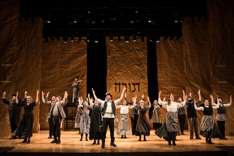 Fiddler on the Roof: Yiddish